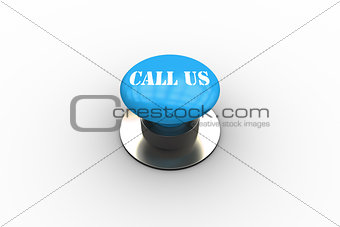 Call us on blue push button