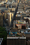 New York. Flatiron Building