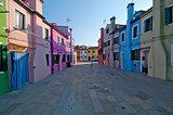 Italy Venice Burano island