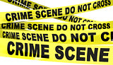 Crime Scene Do Not Cross Tape