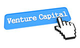 Venture Capital Button with Hand Cursor.