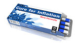 Cure for Inflation - Blister Pack Tablets.