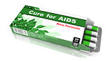 Cure for AIDS - Pack of Pills.