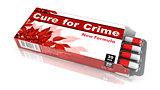 Cure for Crime - Blister Pack Tablets.