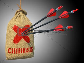 Cirrhosis - Arrows Hit in Target.