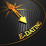 E-Dating on Golden Compass Needle.