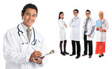 Southeast Asian doctors
