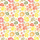 Simple flower background