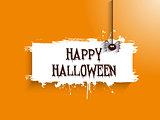 halloween spider background 2508