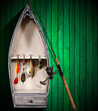 Fishing Tackle - Small Boat
