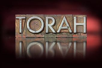 Torah Letterpress