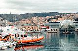 View of Genoa - Porto Antica