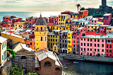 View of Vernazza