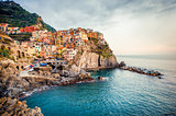 View of Manarola.