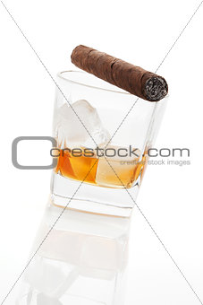 Alcohol and tobacco.