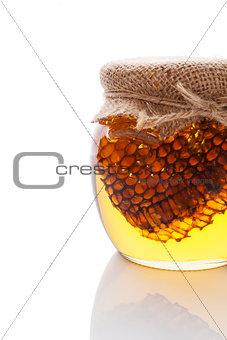 Bee honey.