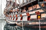 Galeone Neptune ship
