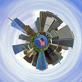 Planet of Manhattan.