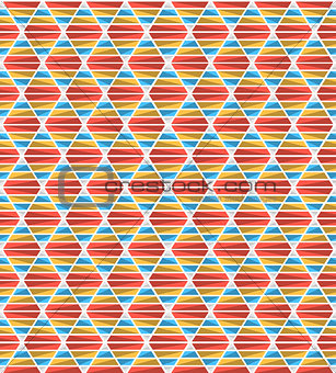 Abstract vector pattern for gift wrapping