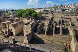 Herculaneum. Naples, Italy