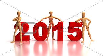 2015 New Years Team