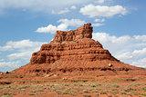 red rock mesa