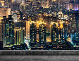 Taipei city night