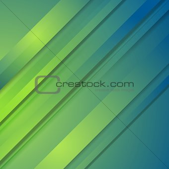 Corporate striped vector background