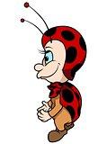 Standing Ladybird