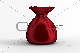 Santas sack full of gifts