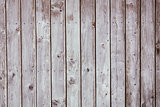 Digitally generated grey wooden planks