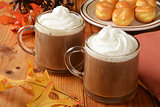 Hot chocolate for the holidays