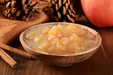 chunky apple sauce