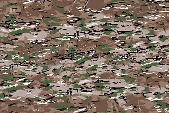 Camouflage Fabric Textures, Textures 4
