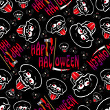 halloween seamless pattern2