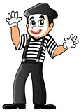 Mime theme image 1
