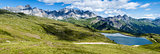 Dolomites, landscape in summer season