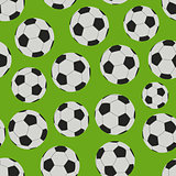 Football Game Seamless Pattern