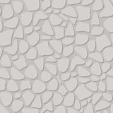 Stone Wall Geometric Seamless Pattern