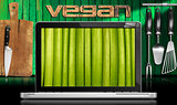 Vegan Kitchen - Laptop Computer