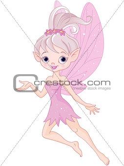 Beautiful pixie fairy