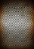 Silver rusty metal grid background texture