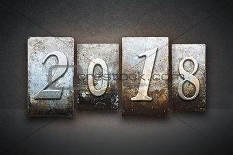 2018 Letterpress