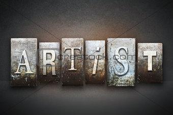 Artist Letterpress