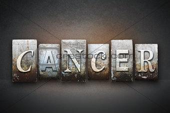 Cancer Letterpress