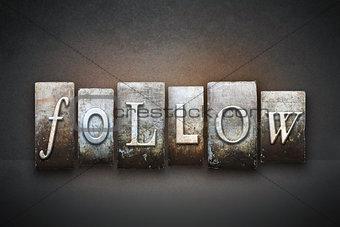 Follow Letterpress