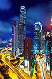 Hong Kong night