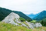 La Rollaz valley