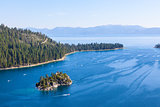lake tahoe at summer