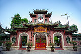 Fujian Assembly hall - Hoi An - Quang Nam - Central Vietnam